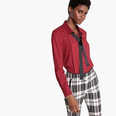 Camicia con lavallière, maniche lunghe Camicia con lavallière, maniche lunghe La Redoute Collections