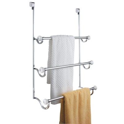 Porte serviettes s choir en solde la redoute - Porte serviette a suspendre ...