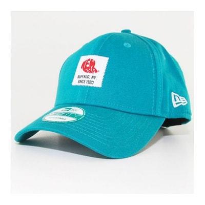 Casquette Incurvée New Era Patch Turquoise 940 NEW ERA CAP a0f9845b0d7