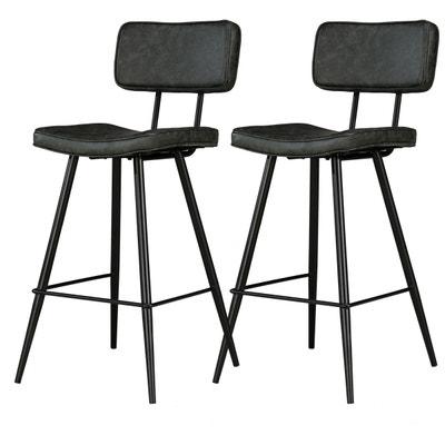 Chaise de bar Texas (lot de 2) Chaise de bar Texas (lot de 2) RENDEZ VOUS DECO