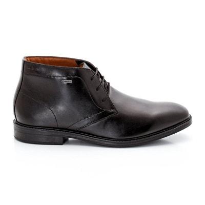 Boots cuir Chilver Hi Boots cuir Chilver Hi CLARKS bffa420d5265