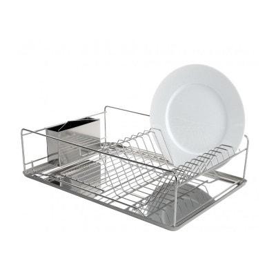 egouttoir vaisselle inox la redoute. Black Bedroom Furniture Sets. Home Design Ideas
