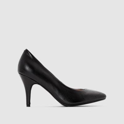 Heels with Leather Uppers Heels with Leather Uppers CASTALUNA