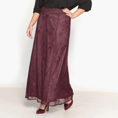 Lace Maxi Skirt CASTALUNA