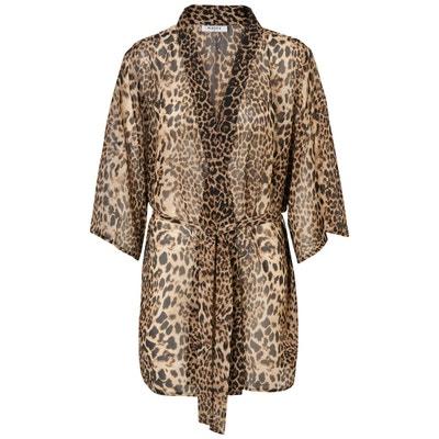 Kimono Imprimé léopard Kimono Imprimé léopard PIECES