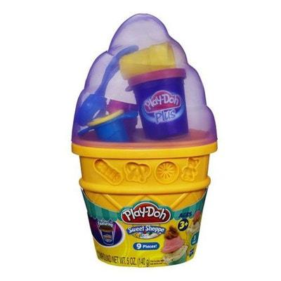 Pâte à modeler Play Doh : Cornet de Glace violet PLAY DOH