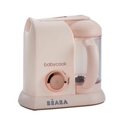 Robot Babycook® 4 en 1, pink 912561 Robot Babycook® 4 en 1, pink 912561 BEABA