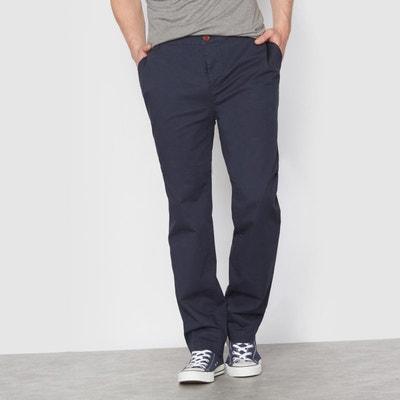 Pantalon chino stretch L.1 (moins de 1m87) Pantalon chino stretch L.1 (moins de 1m87) CASTALUNA FOR MEN