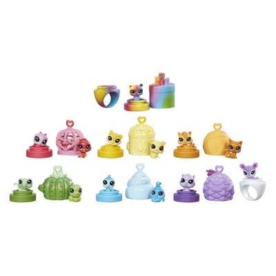 Mini figurines Littlest Petshop Rainbow (x13) Mini figurines Littlest Petshop Rainbow (x13) HASBRO