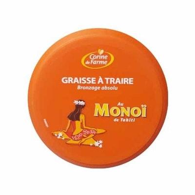 Graisse à traire Monoï Pot 150 ml Graisse à traire Monoï Pot 150 ml COSMETICS UNITED