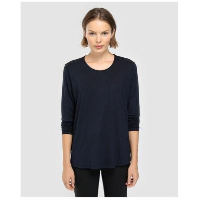 T-shirt basic à encolure ronde WOMAN EL CORTE INGLES 071a2949890a
