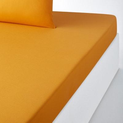 Lençol-capa para colchão standard Lençol-capa para colchão standard La Redoute Interieurs