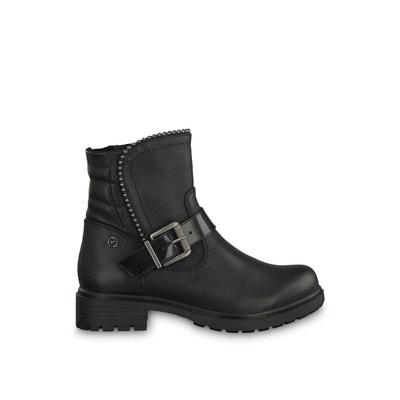 Boots motardes Hélios Boots motardes Hélios TAMARIS ca4d403673d7