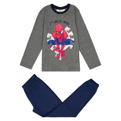 Pijama fosforescente, 6 - 12 anos Pijama fosforescente, 6 - 12 anos SPIDER-MAN