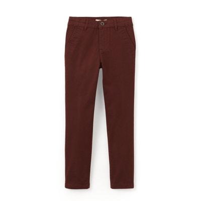 Pantalon chino 3-16 ans Pantalon chino 3-16 ans La Redoute Collections