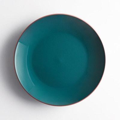 Lot 4 assiettes plates, DOTKA Lot 4 assiettes plates, DOTKA La Redoute Interieurs