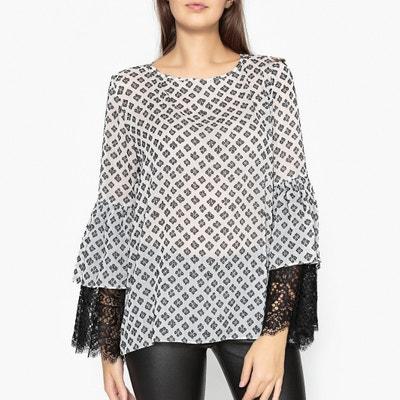 Wijde blouse met lange mouwen RESO VALERIE KHALFON