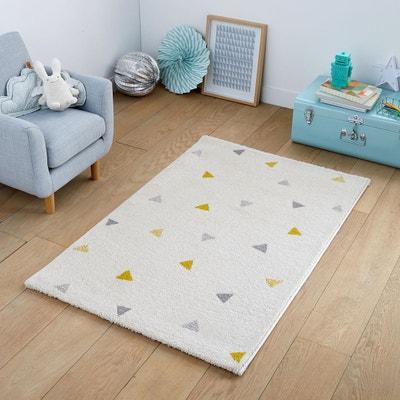 tapis enfant triangles grafico tapis enfant triangles grafico la redoute interieurs - Tapis De Chambre