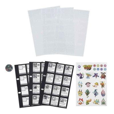 Yo-Kaï Watch : Pages pour album Medallium Yo-Kaï Watch : Pages pour album Medallium HASBRO
