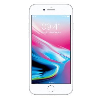Smartphone APPLE iPhone 8 Argent 64 GO Smartphone APPLE iPhone 8 Argent 64 GO APPLE