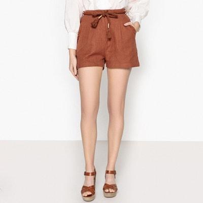 Bay Short Pleat Front Shorts ANTIK BATIK