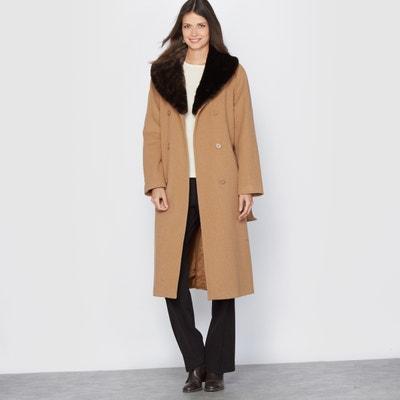 Cappotto lana/cachemire, lungo 110 cm Cappotto lana/cachemire, lungo 110 cm ANNE WEYBURN