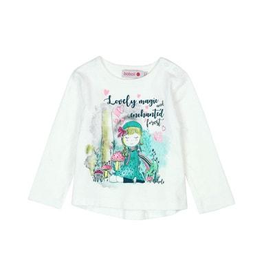 T-shirt Tricot Pour Bébé Fille BOBOLI 3e29a33717f