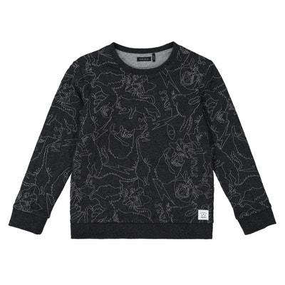 Reversible Sweatshirt, 3-14 Years Reversible Sweatshirt, 3-14 Years IKKS JUNIOR