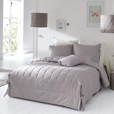 couvre lit matelass finition nouettes aimea la redoute interieurs - Couvre Lit La Redoute