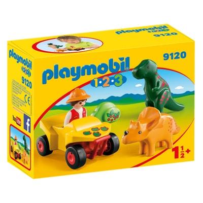 Explorateur et dinosaures 9120 Explorateur et dinosaures 9120 PLAYMOBIL