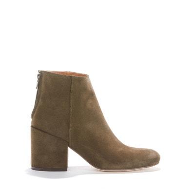 Boots pelle vacchetta LUXOR Boots pelle vacchetta LUXOR ANTHOLOGY PARIS