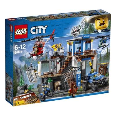 Le poste de police de montagne 60174 LEGO