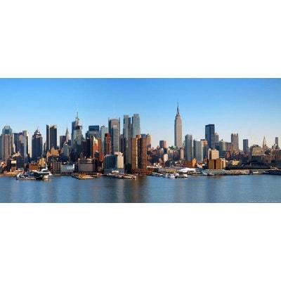 New York skyline. photo murale intissée, 202 x 90 cm, 1 part WALLTASTIC
