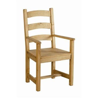 Chaise salle a manger bois massif | La Redoute