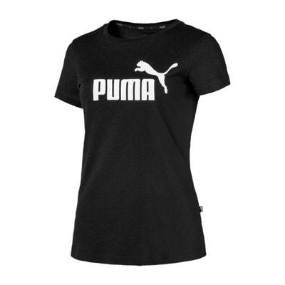 T-Shirt mit Rundhalsausschnitt und Print vorne T-Shirt mit  Rundhalsausschnitt und Print vorne. PUMA 3aab36046d