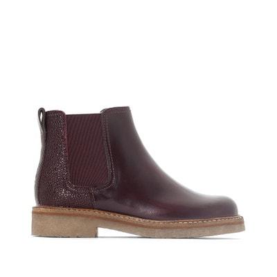 Boots pelle OXALIDE KICKERS