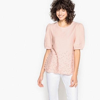 Sweatshirt, bestickt MADEMOISELLE R