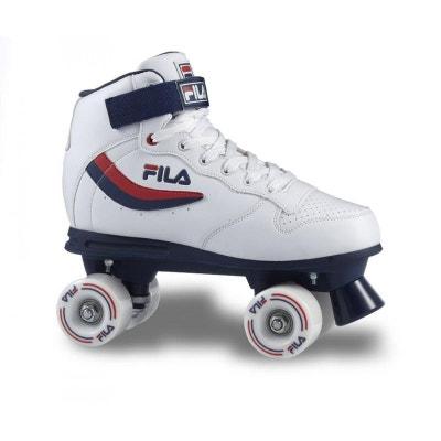 Fila roller quad ace bleu blanc rouge Fila roller quad ace bleu blanc rouge FILA