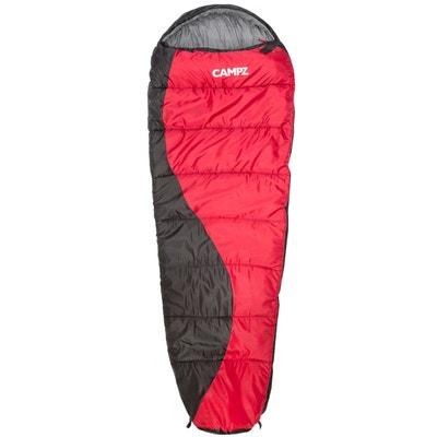Desert Pro 300 - Sac de couchage - rouge/noir CAMPZ