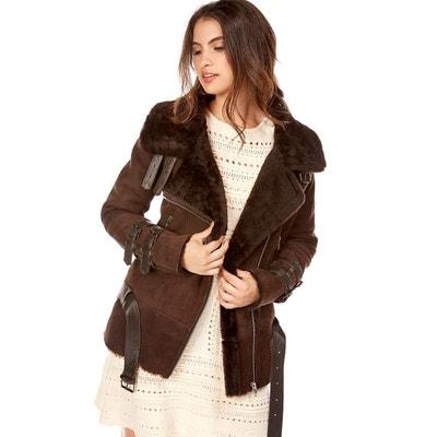 dbbbc70c0157a Manteau femme couleur camel en solde   La Redoute