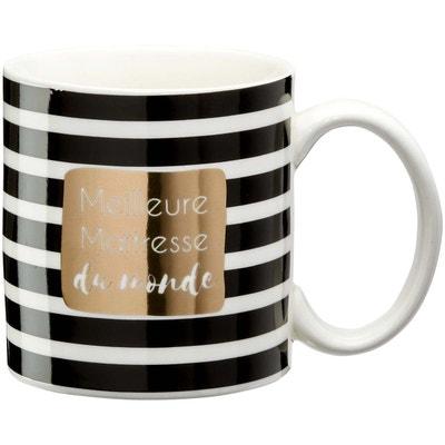 Mug cadeau Meilleure Maîtresse du monde Mug cadeau Meilleure Maîtresse du monde DRAEGER LA CARTERIE