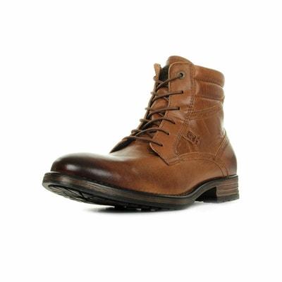 Cognac Chaussures Redoute La En Couleur Homme Solde g1fq4WB