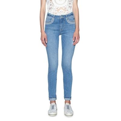 Slim-Fit-Jeans DESIGUAL