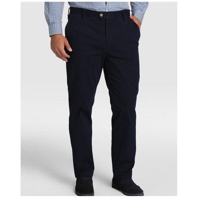 Pantalon chino regular bleu Pantalon chino regular bleu DUSTIN. Soldes dd770b43940