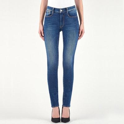 Jeans straight vita alta PULP HIGH Jeans straight vita alta PULP HIGH LE TEMPS DES CERISES