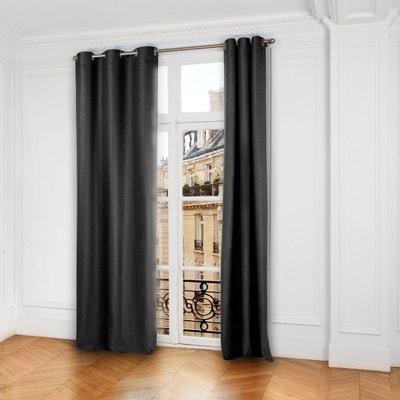 rideaux occultants la redoute. Black Bedroom Furniture Sets. Home Design Ideas