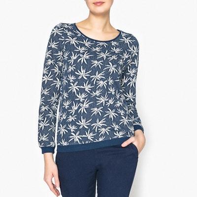 Sweatshirt TALMA mit aufgedruckten Palmenmotiven Sweatshirt TALMA mit aufgedruckten Palmenmotiven HARTFORD
