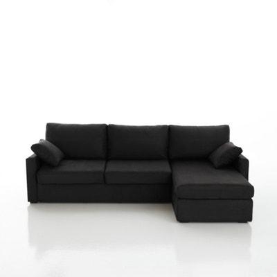 Canapé d'angle lit, microfibre, Timor Canapé d'angle lit, microfibre, Timor La Redoute Interieurs