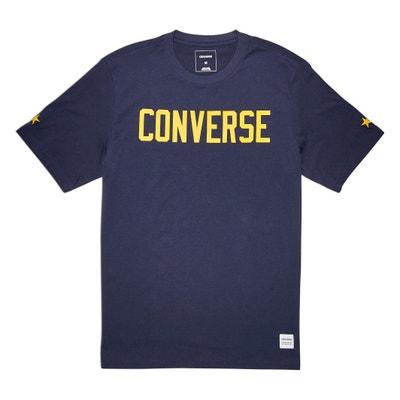 T-shirt scollo rotondo motivo davanti T-shirt scollo rotondo motivo davanti CONVERSE