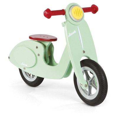 Porteur scooter mint menthe vert JANOD